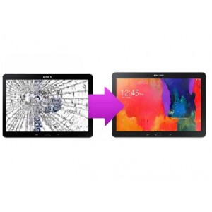 "Changement LCD + Tactile Galaxy Tab Pro 10,1 "" (T520)"