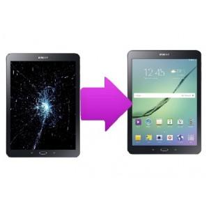 "Changement écran Samsung Galaxy Tab S2 8"" / 9,7"""