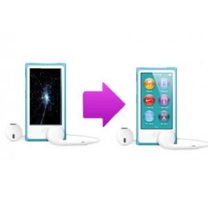Changement  écran LCD  Ipod Nano 7