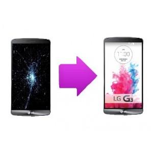 Changement bloc écran LG Optimus G3 ( D855)