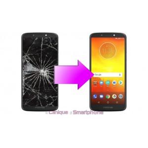 Remplacement bloc écran Moto E5 Play  (XT1921)