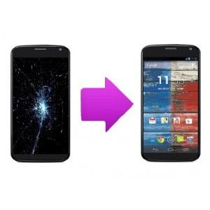 Changement LCD+Tactile Motorola  X (XT 1052)