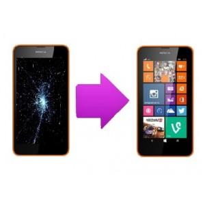 Changement bloc écran Nokia Lumia 630/635