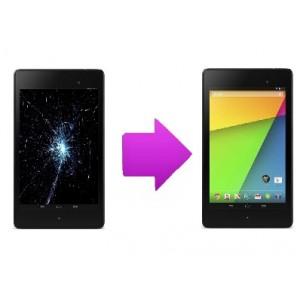 """Changement bloc écran  Google Nexus 7"""" (2013)"""