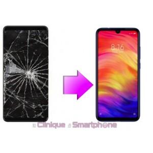 Remplacement Vitre tactile + Ecran LCD Xiaomi Redmi Note 7