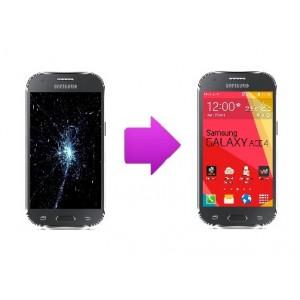 Changement bloc tactile + LCD Samsung Ace 4