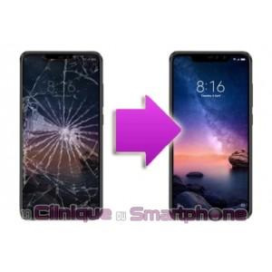 Remplacement Vitre tactile + Ecran LCD Xiaomi Redmi Note 6 Pro