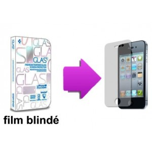 Film de protection blindé  Iphone 5/5C/5S
