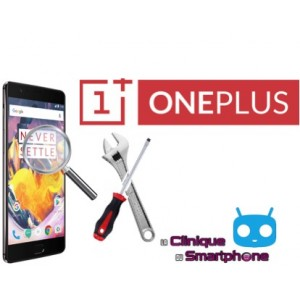 Recherche de panne smartphone OnePlus