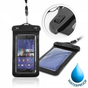 Housse étanche waterproof pour smartphone