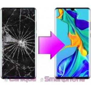 Remplacement Vitre Tactile + Ecran Amoled Huawei P30