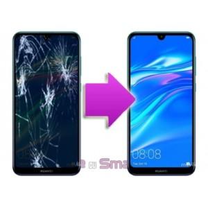 Remplacement Vitre Tactile + Ecran LCD Huawei Y7 Pro 2019