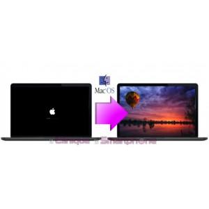 Réinstallation de système Macbook Pro (fin 2016)