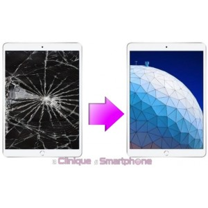Changement bloc écran complet iPad Air 3