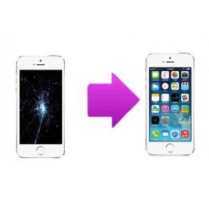 Changement LCD+Tactile iPhone 5S