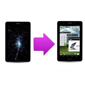 Changement écran LCD Asus Fonepad ME372