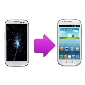 Changement LCD + tactile SAMSUNG Galaxy S3 mini - i8190