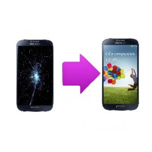 Changement LCD + tactile SAMSUNG Galaxy S4 Mini i9195