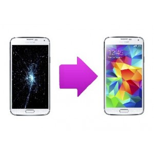 Changement LCD + tactile SAMSUNG Galaxy S5 - I9605/G900