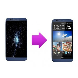 Changement  tatcile +  LCD pour  HTC Desire 510