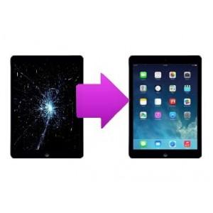 Changement bloc écran complet (Tactile + LCD) iPad Air