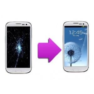 Changement bloc écran complet SAMSUNG Galaxy S3 - i9300 / 9305