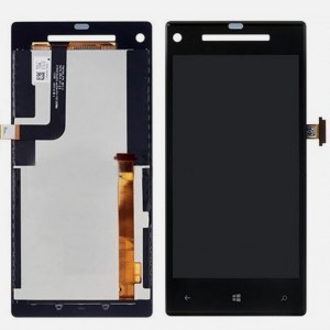 LCD + vitre tactile HTC 8X