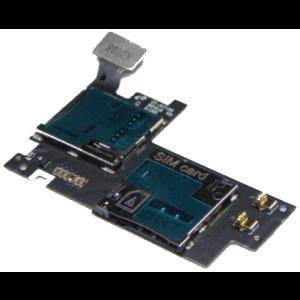 Lecteur SIM/micro SD Samsung Galaxy Note 2