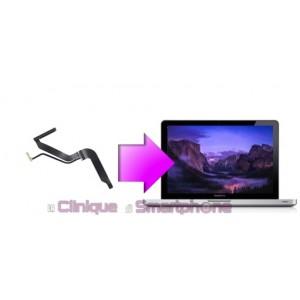 Remplacement Nappe Disque Dur Sata Macbook Pro
