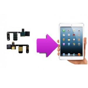 Changement nappe micro Ipad mini