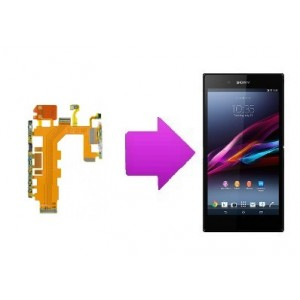 Changement nappe volume / power Sony Xperia Z2 (L50w)