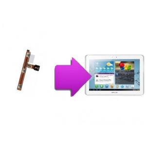Changement nappe power et volume  Galaxy Tab 2  10,1'' P5100