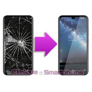 Changement LCD + Vitre tactile Nokia 2.2