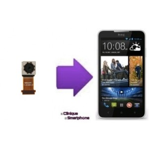Changement caméra arrière HTC Desire 826