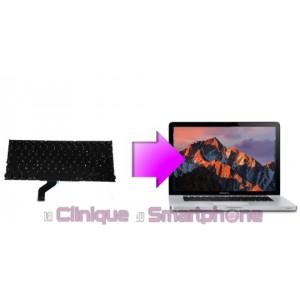 Remplacement clavier  MacBook Pro Retina 13'', 15'', à partir de: