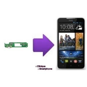 Changement connecteur de charge HTC Desire 826