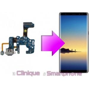 Remplacement Connecteur de Charge Samsung Galaxy Note 8
