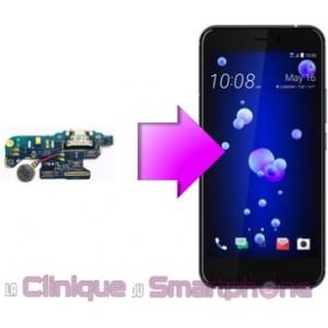 Remplacement connecteur de charge USB-C HTC U11