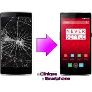 Remplacement Vitre tactile + Ecran LCD OnePlus One