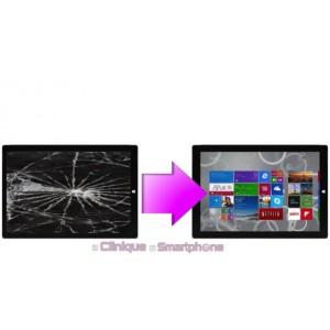 Réparation Vitre Tactile + Ecran LCD  Microsoft Surface 3
