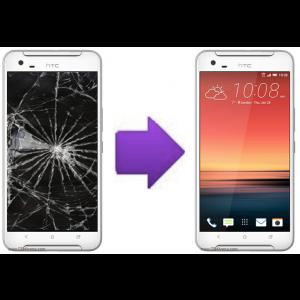 Remplacement Ecran LCD + Vitre Tactile HTC One X9