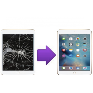 Remplacement Ecran LCD + Vitre Tactile iPad Mini 4
