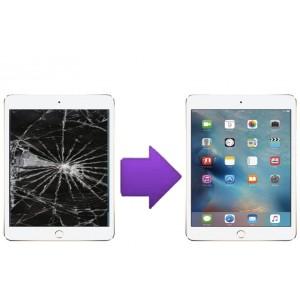Remplacement Ecran LCD + Vitre Tactile iPad Mini 5
