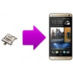 Remplacement Lecteur sim HTC One M7