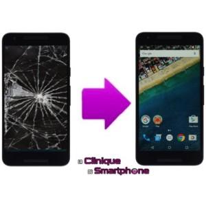 Remplacement Vitre Tactile + Ecran LCD pour LG Nexus 5X