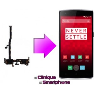 Remplacement nappe Micro / Vibreur OnePlus One