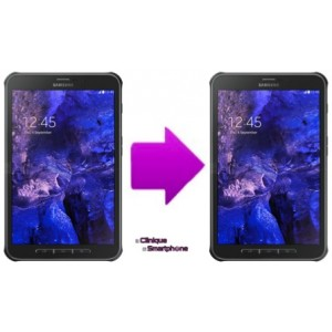 Remplacement Vitre Tactile + Ecran LCD Samsung galaxy Tab Active ( T-365 )