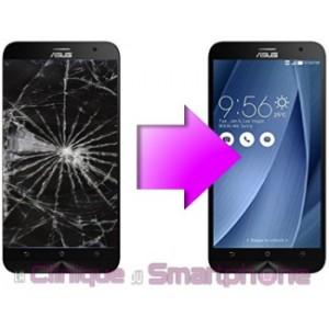 Remplacement Vitre Tactile + Ecran LCD Asus Zenfone 2 ZE551ML