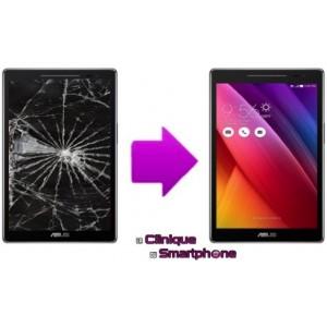 """Remplacement Vitre Tactile + Ecran LCD Tablette Asus Zenpad 8"""" (Z380KL/Z380C)"""