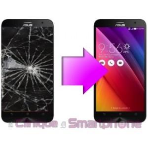Remplacement Vitre Tactile + Ecran LCD Asus Zenfone 2 ZE550ML